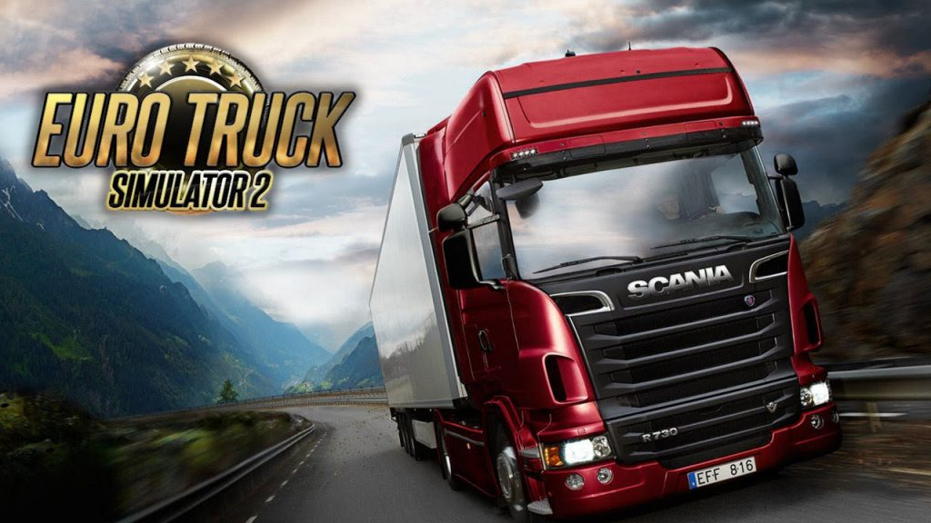 download game truck simulator europe