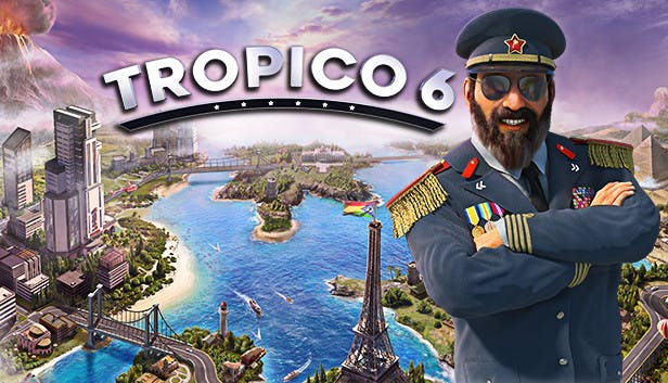 Download Tropico 6 for free on your pc, full version of the game, cracked version.