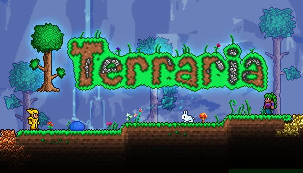 Download Terraria on your mac for free now in 2019.